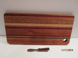 SOLD PB#270 Cheese Board $35