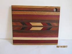 SOLD Arrow Cutting Board