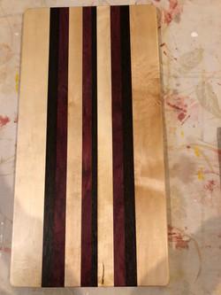SOLD $150 PB#278 Large Cutting Board