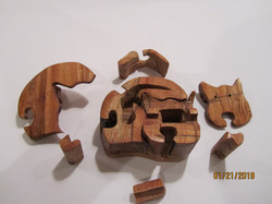PB#219bSmall Cat Puzzle #3