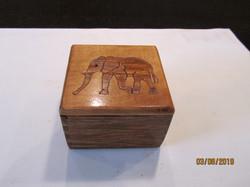 Gift Elephant Inlay