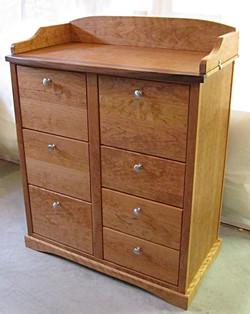 Natalie's dresser