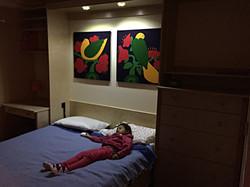Bellaku's new bedroom suite