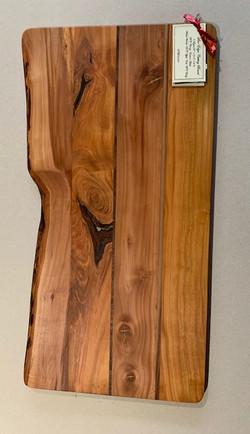 PB#360 Live Edge Cutting Board $90 6 layers