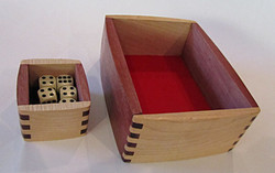 SOLD Dice game Box