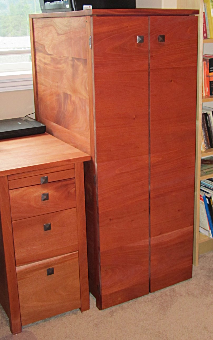 Pierre's filing cabinet