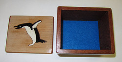 SOLD Penguin PB#197a