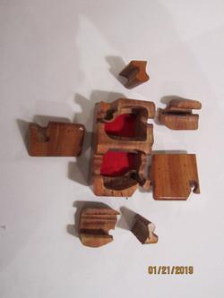 PB#223cPuzzle Box #4