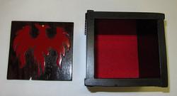 Red Cardinal Box PB#190a