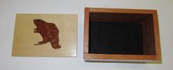 SOLD Beaver Inlay PB#199
