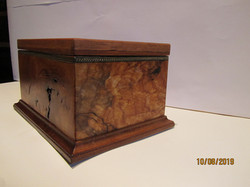 PB#258 French Marquetry Bird $500