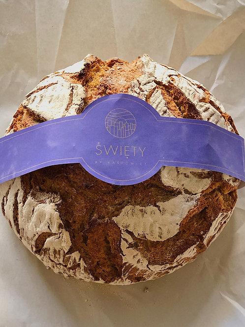Chleb żytni okrągły