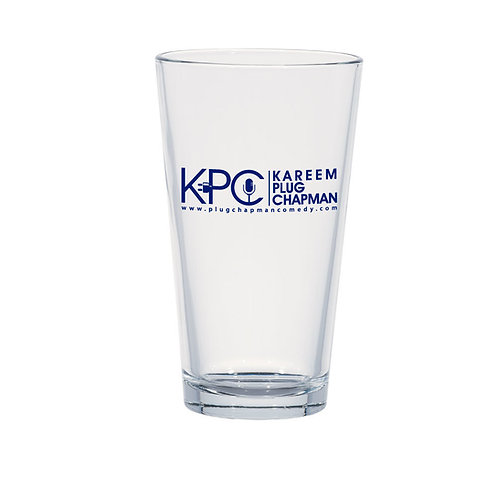 KPC Drinking Glass