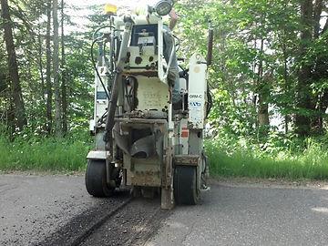 Pitlik & Wick Wirtgen Milling Machine Road Grinding Recycled Asphalt Blacktop Foaming