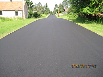 Pitlik and Wick, New Road, Blacktop, Asphalt, Paving,