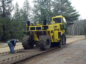 Pitlik & Wick Wirtgen W2500 Pulverizer Road Grinding Recycled Asphalt