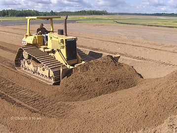 Pitlik & Wick Excavator Excavating Off Road Truck Earthwork Bulldozer