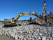 Northern Lakes Concrete Recycling Environment