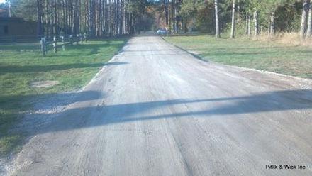 Pitlik and Wick, Trail Bond, Bike Trail, Snowmobile Trail