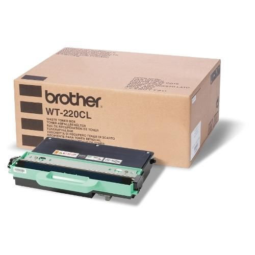 Brother WT-220CL Waste Toner Box  Approx. 50000 pages of A4/Letter size paper