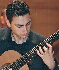 currculum di Paolo D'Angelo, docente di chitarra