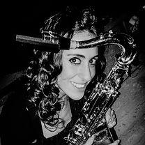 Curriculum di Valeria Blasetti, docente di sax