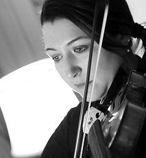 Curriculum di Tamara Manganaro, docente di violino