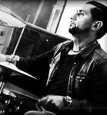 Curriculum di Pierluigi Ulaneo, docente di batteria