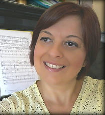 Curriculum Emanuela Marulli, docente di canto