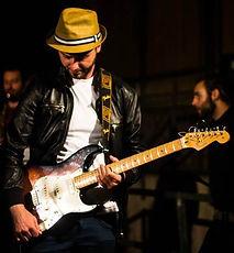 Curriculum di Danilo Tiburzi, docente di chitarra
