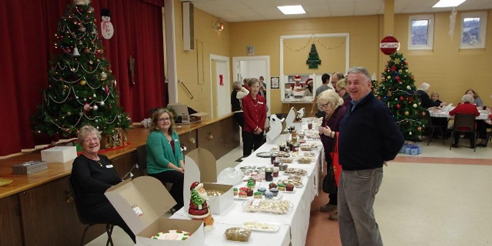 Christmas Bazaar & Tea