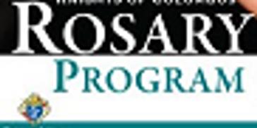 KofC Council #16714 - Rosary for Families Prayer Evening (Livestream)  (1)