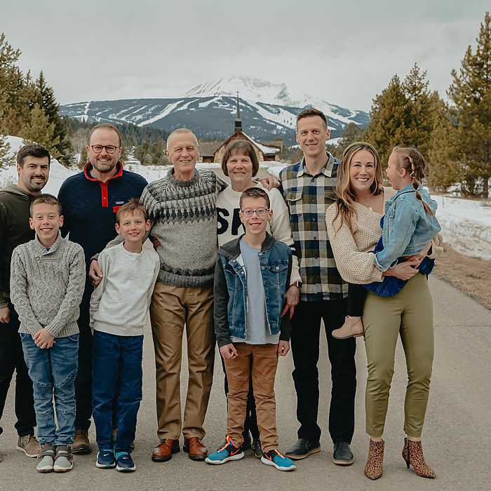 Stibbe Family