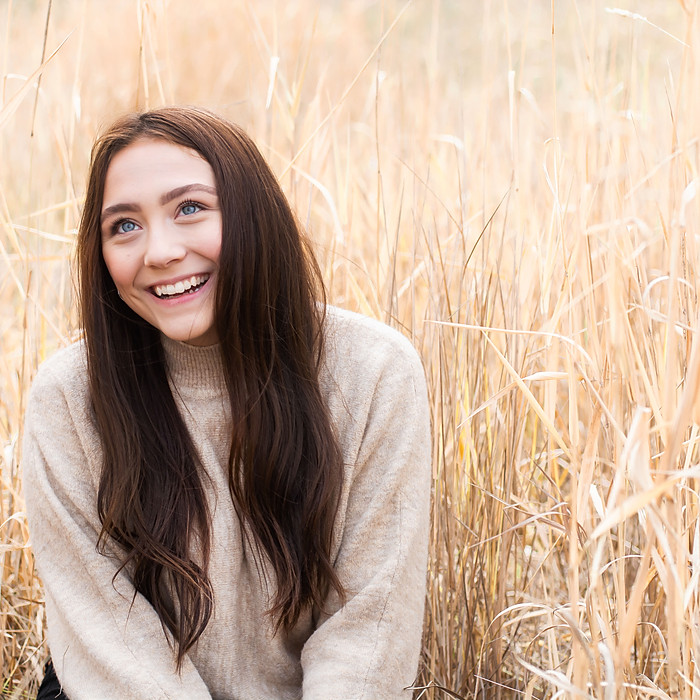 Maddie 2019 Senior