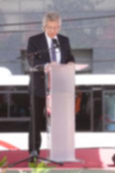 3. Ian Galt, TSTT's General Manager Ente