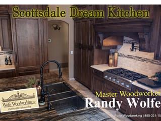 The Scottsdale Dream Kitchen