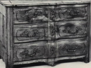 Classic French Chest Reproduction