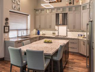 Blue Desert Custom Kitchen