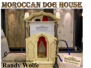 Moroccan Dog House