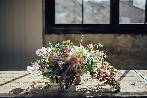 the business of wedding flowers