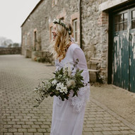 Flower Crown and bouquet