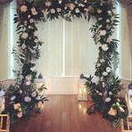 Indoor ceremony _kilmorecountryhouse  we
