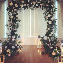 Indoor ceremony _kilmorecountryhouse  we