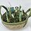 Thumbnail: Woven basket spring planter