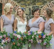 modern wedding bouquets