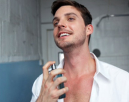 How do we deal with toxic aftershave?