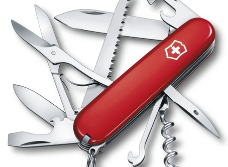 Should I be a Swiss Army Knife or Japanese Cleaver?