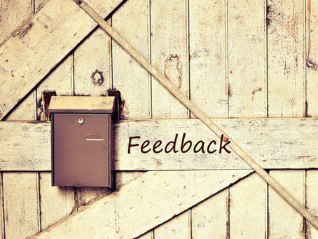 Can I ask my boss for feedback?