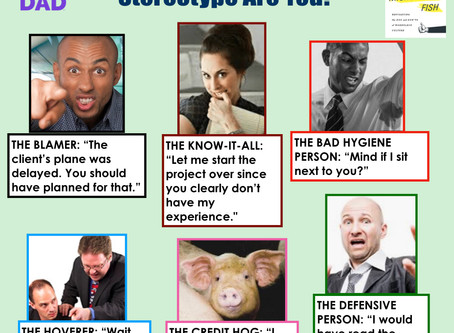 Which awful coworker stereotype are  you?