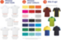 Assegai - Burton embroidery services bespoke polo choices